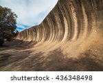 fantastic wave rock in the wave ...