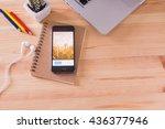 chiang mai thailand   june 11... | Shutterstock . vector #436377946