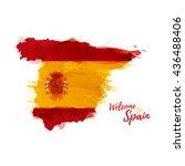 Symbol  Poster  Banner Spain....