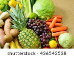 colorful and various types of...   Shutterstock . vector #436542538
