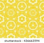 Seamless Pattern From Lemons....