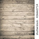 grey wooden plank wall as... | Shutterstock . vector #436663714