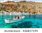 Greece  Crete  Loutro