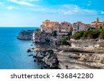 Seascape Of Bonifacio   Corse   ...