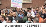 new york city   may 13 2016  ... | Shutterstock . vector #436898554