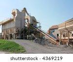 gravel pit | Shutterstock . vector #4369219