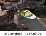 vase maker | Shutterstock . vector #436935403