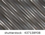 elegant abstract diagonal grey... | Shutterstock . vector #437138938