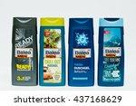 berezovitsa  ukraine   circa... | Shutterstock . vector #437168629