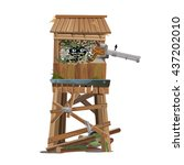 Observation Tower With The...