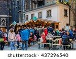 vienna  austria   may 7  2016 ...   Shutterstock . vector #437296540