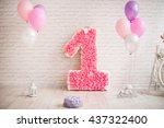Decor First Birthday. The...
