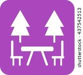 park | Shutterstock .eps vector #437542513