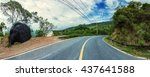 Countryside Road At