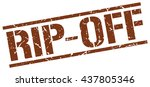 rip off stamp.stamp.sign.rip...   Shutterstock .eps vector #437805346