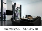 Luxury Condo With Contemporary...