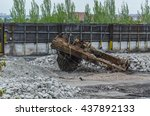 junk | Shutterstock . vector #437892133