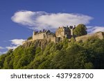 stirling  scotland   august 27  ... | Shutterstock . vector #437928700