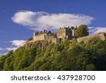 stirling  scotland   august 27  ... | Shutterstock . vector #437928700