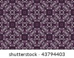 seamless wallpaper | Shutterstock .eps vector #43794403