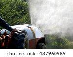 Air Blast Sprayer With A...