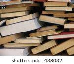 Second Hand Books.