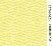 pattern stripes seamless.... | Shutterstock .eps vector #438044119