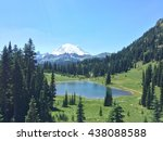 View Of Mount Rainier  Mount...