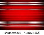 Striped Tech Metallic Corporate ...