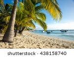 beautiful views of the resort...   Shutterstock . vector #438158740