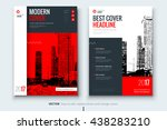 Catalog Cover Design. Corporat...