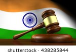 india laws  legal system and... | Shutterstock . vector #438285844