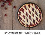 Fruit Tart With Blackberries ...