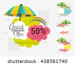 Vector Illustration Sale Banne...