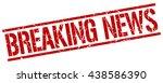 breaking news stamp.stamp.sign... | Shutterstock .eps vector #438586390
