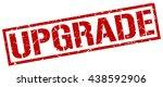 upgrade stamp.stamp.sign... | Shutterstock .eps vector #438592906