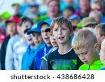 tallinn  estonia   july 05 ... | Shutterstock . vector #438686428