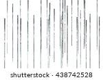 grunge vector lines | Shutterstock .eps vector #438742528