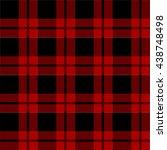 lumberjack plaid pattern | Shutterstock . vector #438748498