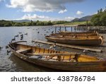 boats at derwent water  the...