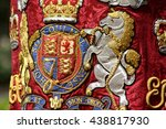 Drum horse coat of arms the...