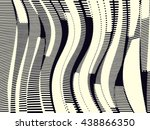 abstract grunge vector... | Shutterstock .eps vector #438866350