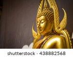 buddha sculpture thailand temple