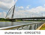 putrajaya  malaysia   june 11 ... | Shutterstock . vector #439018753