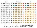 Emoji Stroke And Color Fill...