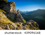 view of tatra mountains from... | Shutterstock . vector #439096168
