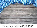rustic background for... | Shutterstock . vector #439115830