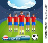 World Soccer Players   Vector...