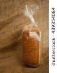 Small photo of Ajwain (Ajowan caraway or bishop's weed) bread loaf in a transparent plastic packet