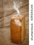 Small photo of Ajwain (Ajowan caraway or bishop's weed) bread loaf in a plastic packet